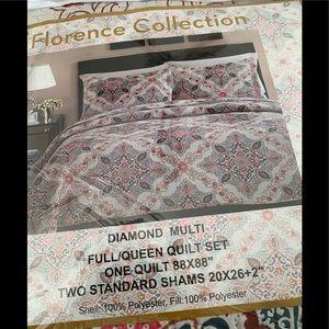 Quilt Set - Full/Queen